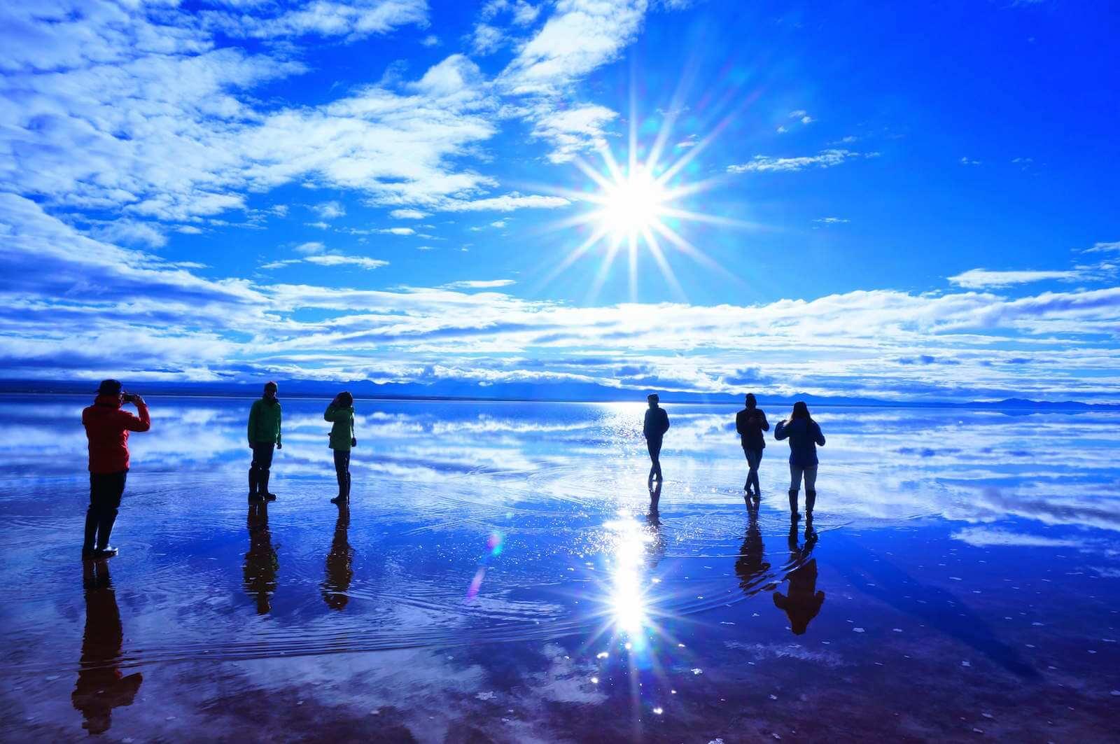 2017年のウユニ塩湖・新月星空ツアーについて